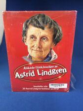 Astrid Lindgren Swedish 23-disc DVD BOX (Region 2,PAL) LN-18610-373