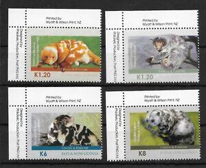 PAPUA NEW GUINEA *2012* compl.set 4 stamps* MNH** Cuscus & Possums - Mi.1793-96