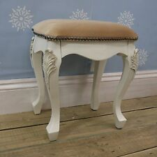 Padded Stool from the French Rose Range. Now reduced by £40.