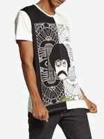 "Wrangler X Peter Max Tees T-Shirt /"" Blume Läufer /"" Premium Pop Art S//M//L//XL"