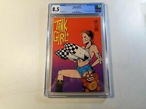 Tank Girl #1, CGC 8.5