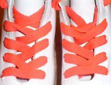"NEW Laces Shoes Boots Roller Skates Ice Skates Orange 62"" long Purple 72"" long"