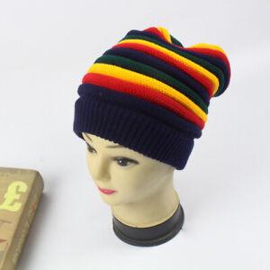 Rasta Hat Jamaica Marley Reggae Caps African Style Knitted Hat Beret Reggae Caps