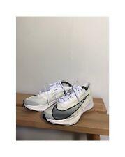 Nike Zoom Fly 3 vapourweave Correr Talla 8 Blanco vapourfly BNWOB sin uso de vapor