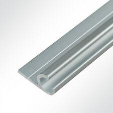 Lysel® Aluminium Kederschiene Vorzeltkederschiene eloxiert  15x30mm 1 Meter