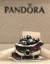 Authentic Pandora Sleigh Charm Pandora Christmas Charm Pandora Charm