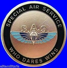 RARE SAS SPECIAL FORCES COIN  AUSTRALIA * GREAT BRITAIN * NEW ZEALAND * RHODESIA