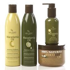 Hair Chemist Macadamia Oil Hair Care 4 PC Set