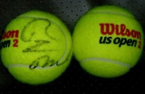 RAFAEL NADAL AUTOGRAPHED US OPEN TENNIS BALL