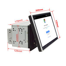 """Double 2 Din 9"""" Android 9.1 Quad-core 2GB 32GB Car Stereo Radio GPS Wifi 3G 4G"""