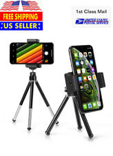Mini Tripod for iPhone Samsung Galaxy Smartphone With Phone Holder Adapter