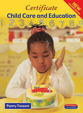 Certificate in Child Care and Education: Students Book by Penny Tassoni...