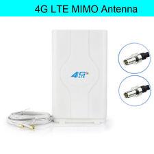88dBi Gain Booster Amplifier LTE 4G WiFi MIMO Antenna TS9 HUAWEI ZTE Router UK