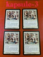 4x Aven Warcraft | Judgment | MTG Magic The Gathering Cards