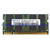 DDR2 Samsung 2GB PC2-6400S DDR2-800MHZ 800MHz 200pin Sodimm Laptop Memory RAM