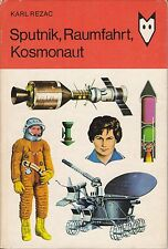 Mein kleines Lexikon-Sputnik, Raumfahrt, Kosmonaut, Kinderbuchverlag Berlin/DDR