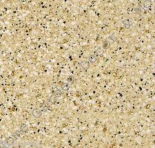 Gold Beige Granite Self Adhesive Vinyl Contact Paper Shelf Liner Peel Stick