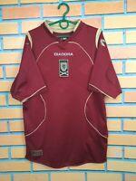 Scotland Jersey 2007 2008 Third 3rd M Shirt Mens Trikot Football Soccer Diodora