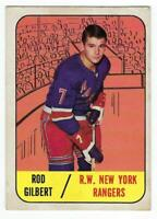 Rod Gilbert Topps # 90 New York Rangers New York Rangers