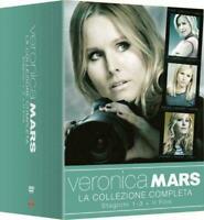 19 Dvd Box unico VERONICA MARS stagione 1-3 + THE MOVIE serie completa nuovo