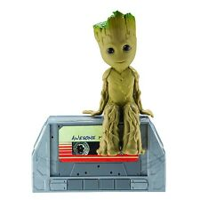 Guardians of the Galaxy Vol 2 Marvel Movie Dancing Groot Speaker Boombox...