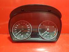 BMW E90 E91 E92 DIESEL COMPTEUR KILOMETRIQUE VITESSE REF 6974659