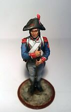 Tin Soldier: French musketeer 1812; 54mm historical miniature