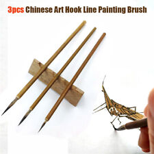 Calligraphy Painting Hook Line Pen Drawing Supplies Paint Brush Art Stationary