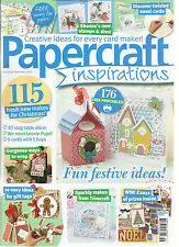PAPER CRAFT INSPIRATIONS, DECEMBER, 2016   ISSUE, 158 ( CREATIVE IDEAS FOR EVERY