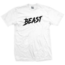 Beast Rage T-Shirt - Motivation Hustle Mindset Gym Sports Tee All Size & Colors