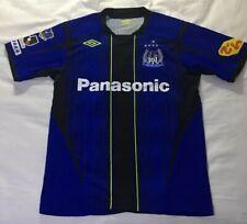 2011 Gamba Osaka Japan Football Soccer Jersey Home J League 20th Anniversary