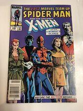 Marvel Team-up (1984)(DC) #150 Canadian Price Variant (VF/NM) ! Love  risk !