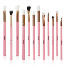 12PCS Eye Makeup Brushes Set Eyeshadow Brush For Beginner Kabuki Makeup Brushes