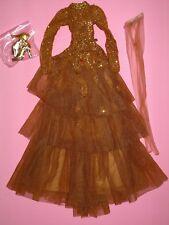 "Tonner - Precarious Romantic Gold 16"" Antoinette Fashion Doll OUTFIT - Cami Jon"