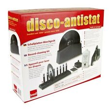 Knosti Disco Antistat Vinyl Record Cleaning Machine Cleaner Kit ( 24h Delivery)
