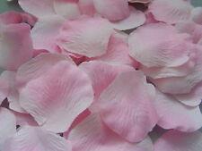 500 Double Pink Quality Silk Rose Petals/Confetti/Wedding/C onfetti Table Decor