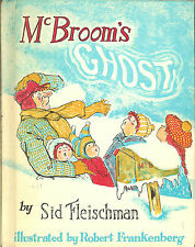 McBroom's Ghost - McBroom Knows a Thing or Two About Ghosts by Sid Fleischman HB