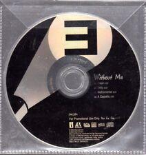 EMINEM WITHOUT ME CD SINGLE PROMO 2002 4 REMIXES