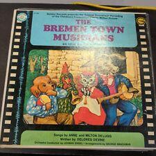 Bremen Town Musicians Custom Return Address Rubber Stamp 180