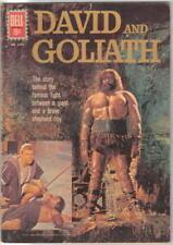 David and Goliath Four Color Comic Book #1205 Dell Comics 1961 FINE+