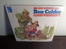 BEN COLDER LP MGM ORIG PRESS SEALED Original 1966 JACK DAVIS COVER ART