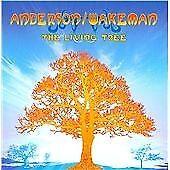 The Living Tree, Rick Wakeman, Jon Anderson CD   5060230861104   New