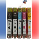 CARTOUCHES COMPATIBLES HP 364 XL AVEC PUCE Photosmart e-All-in-One 6510 7510