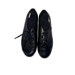 Revolution Dancewear Black Tap Shoes Women's Sz 7.5