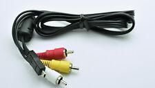 Genuine Nikon EG-CP16 Audio Video Cable Part# 25827 4ft Coolpix Digital (#3116)
