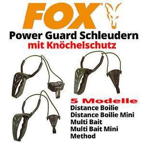 Fox Power Guard Powerguard Futterschleuder Katapult Boilie Schleuder Catapult