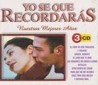 Various Artists - Yo Se Que Recordaras [New CD]