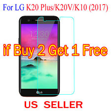 1x Clear LCD Screen Protector Guard Cover Film For LG K20 Plus / K20V /K10(2017)