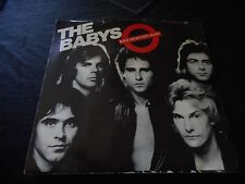 "Babys - Back On My Feet Again Vinyl 7"" 45 - Chrysalis - CHS 2398 - Promo"