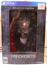 NEW Dishonored 2: Collector's Edition (Sony PlayStation 4, 2016) PS4